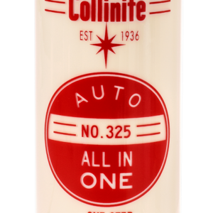collinite no. 325 all in one, one step, car polish wax