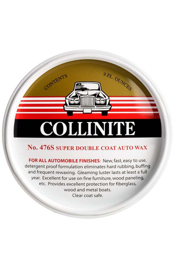 collinite no. 476S super double coat car wax