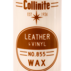 collinite no. 855 leather and vinyl wax conditioning treatment