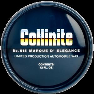 collinite no. 915 marque d' elegegance limited car wax