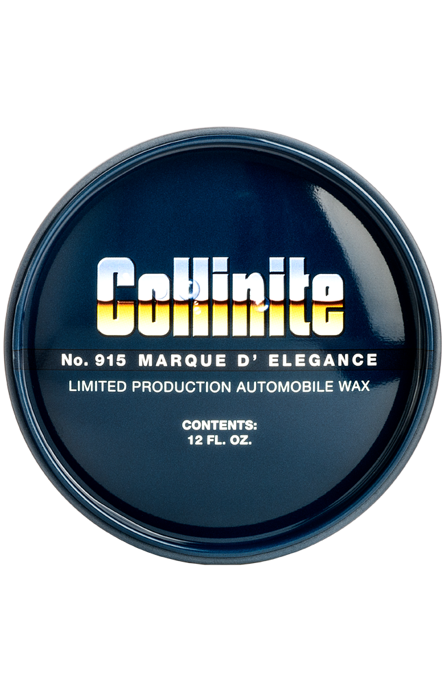 collinite no. 915 marque d' elegegance limited car wax