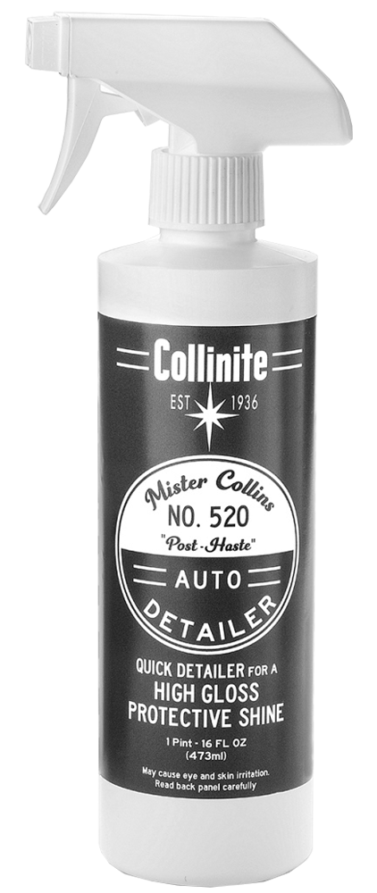 collinite mister collins no. 520 quick car detailer