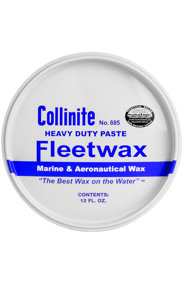 collinite no. 885 heavy duty paste boat and aeronautical wax
